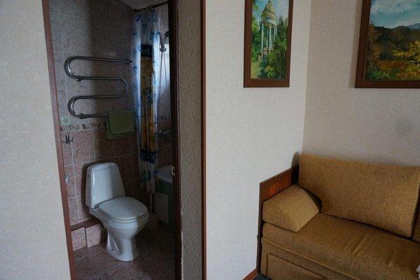 Бамбук Отель - фото 13