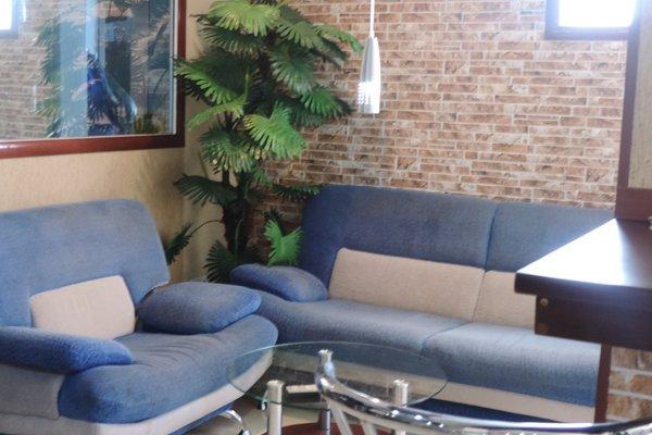 Бамбук Отель - фото 14