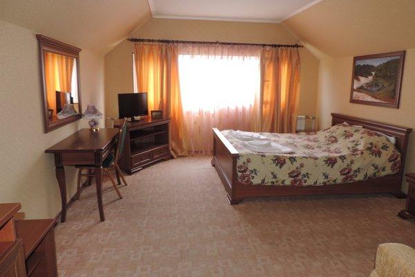 Бамбук Отель - фото 2