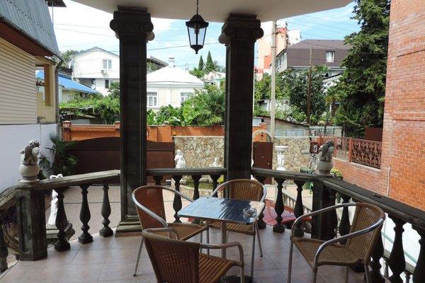 Бамбук Отель - фото 20