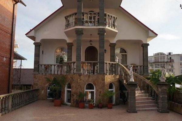 Бамбук Отель - фото 23