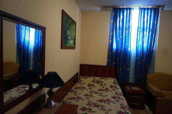 Бамбук Отель - фото 7
