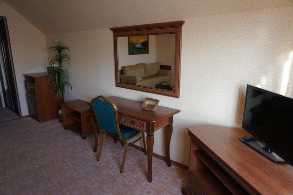 Бамбук Отель - фото 8