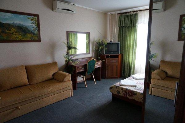 Бамбук Отель - фото 9