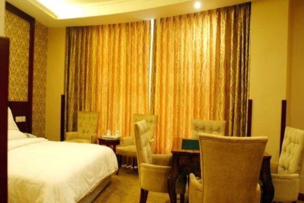 Chengdu Dezheng Hotel - фото 1