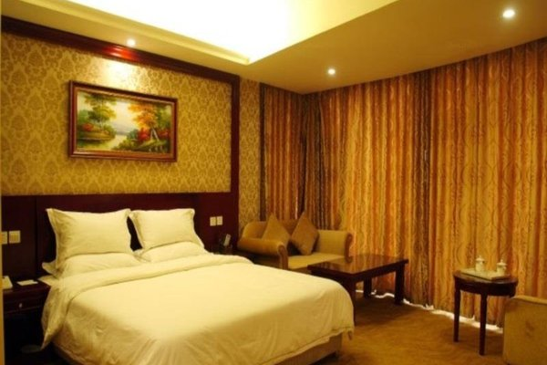 Chengdu Dezheng Hotel - фото 2