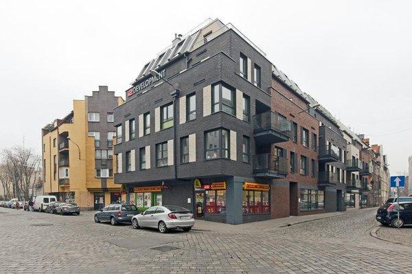 apartamenty-wroc Golden House - фото 13