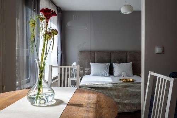apartamenty-wroc Golden House - фото 16
