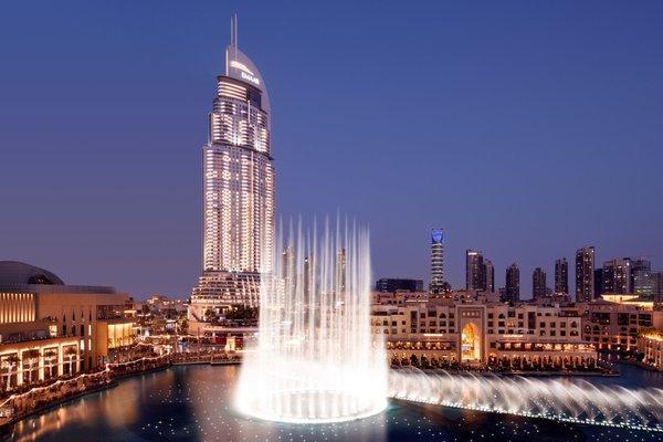 The Address Downtown Dubai - фото 20
