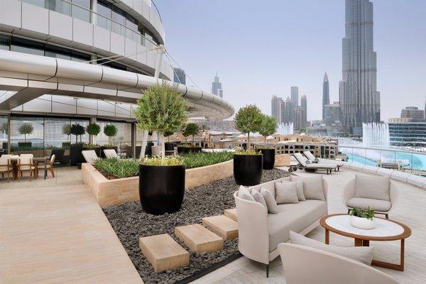 The Address Downtown Dubai - фото 21