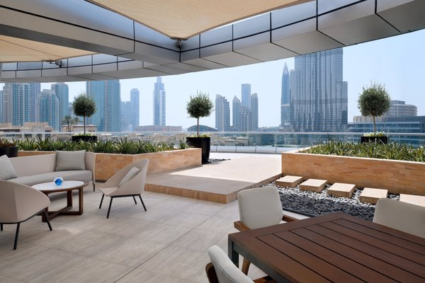 The Address Downtown Dubai - фото 22