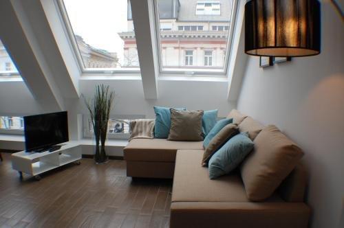 Alga Apartments am Westbahnhof - фото 10
