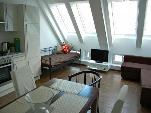 Alga Apartments am Westbahnhof - фото 17