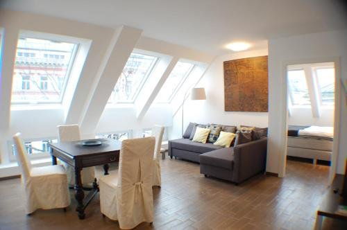 Alga Apartments am Westbahnhof - фото 21