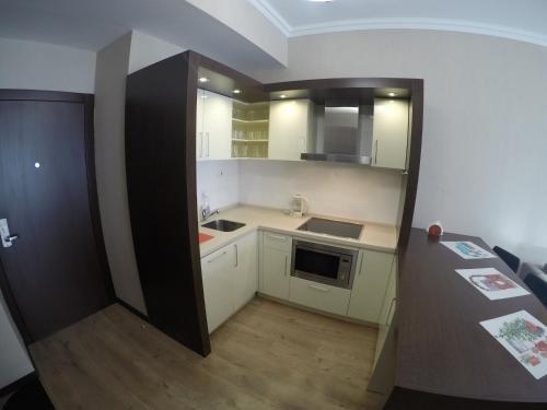 Gorky Karusel Apartment - фото 20