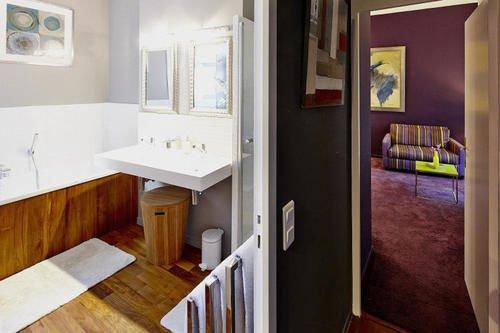 Maison d'Hotes - Le Patio de l'Intendance - фото 10