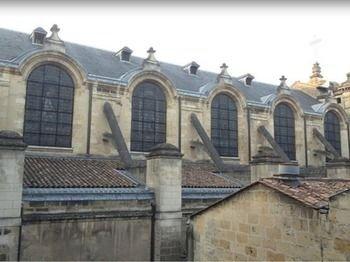 Maison d'Hotes - Le Patio de l'Intendance - фото 23