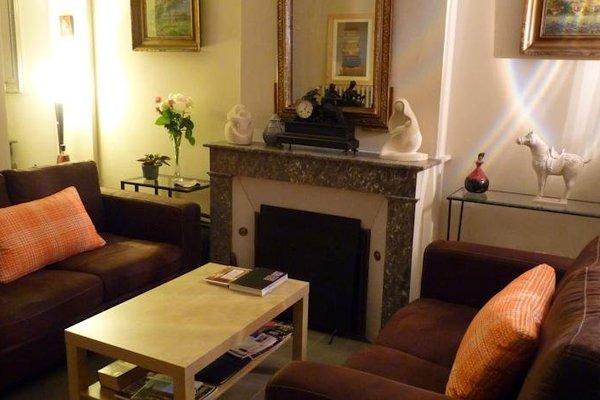 Villa Saint Genes - Chambres et Table d'hotes - фото 6