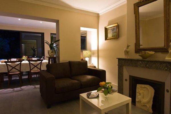 Villa Saint Genes - Chambres et Table d'hotes - фото 8