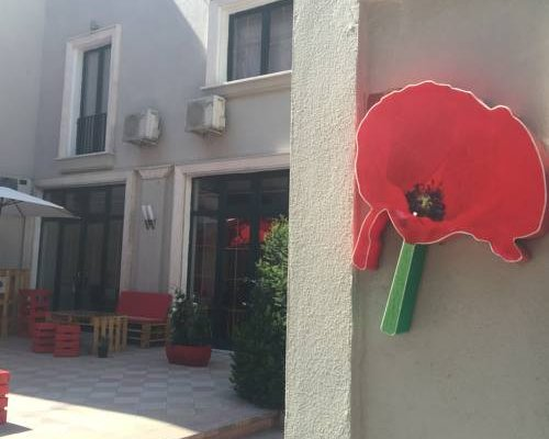 Blloku Hotel Tirana - фото 10