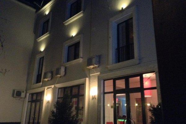 Blloku Hotel Tirana - фото 23