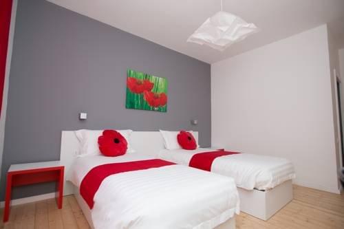 Blloku Hotel Tirana - фото 9