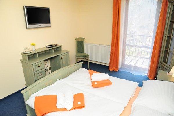 Hotel Praha Potstejn - фото 12