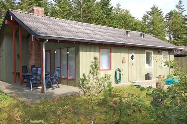 Holiday home Saltum 616 with Terrace - фото 18