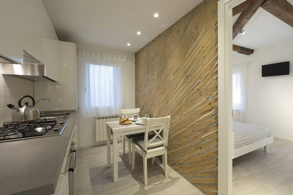 Fondamenta Nove Apartments - Faville - фото 14