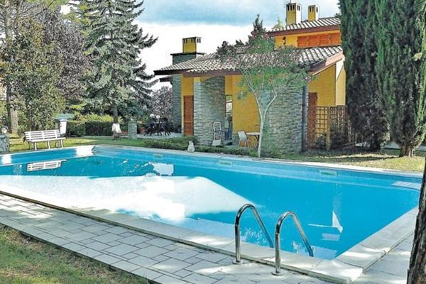 Apartment Perugia 41 with Outdoor Swimmingpool - фото 16