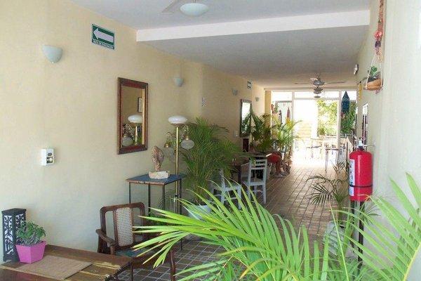 Hotel La Piazzetta - фото 9