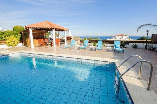 Oceanview Villa 116 - фото 17