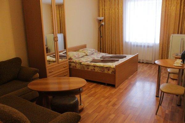 Отель Яш-Тан - фото 3