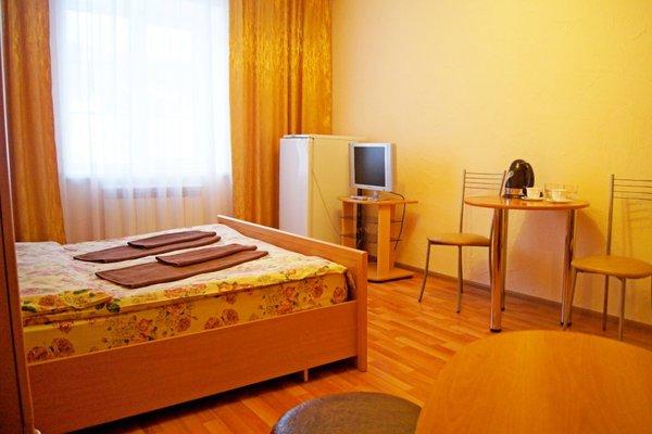 Отель Яш-Тан - фото 4