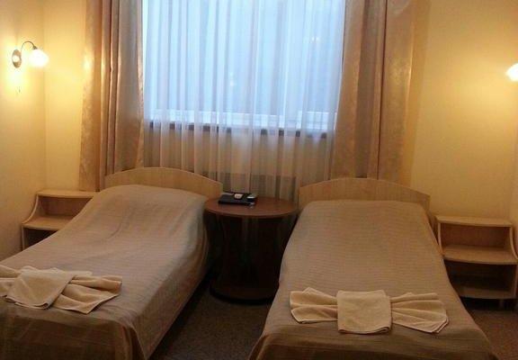 Отель Амели - фото 1