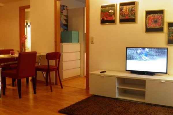Апартаменты «Apartement Studio Haider», Санкт-Освальд (Фрайштадт)