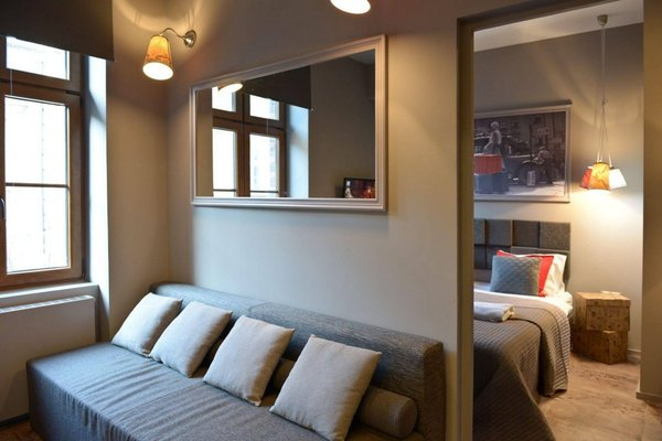 La Gioia Grey Stylish Apartments - фото 50
