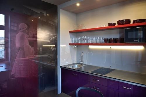 La Gioia Grey Stylish Apartments - фото 16