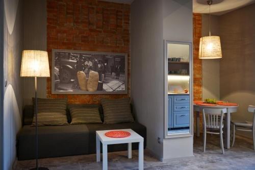 La Gioia Grey Stylish Apartments - фото 18