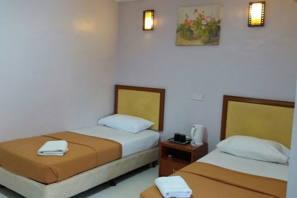 Saujana Hotel, Куала-Дунгун