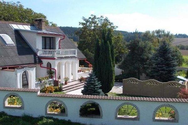 Гостиница «Holiday home Horni Sloupnice 1», Horní Sloupnice
