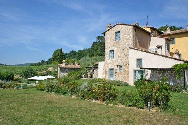 Villa in San Gimignano XIII - фото 25