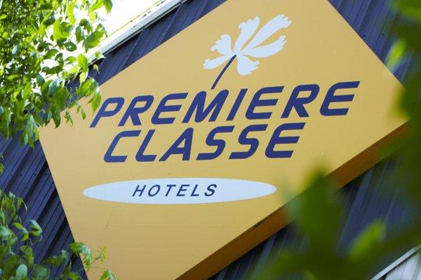 Premiere Classe Rouen Nord - Bois Guillaume - фото 18