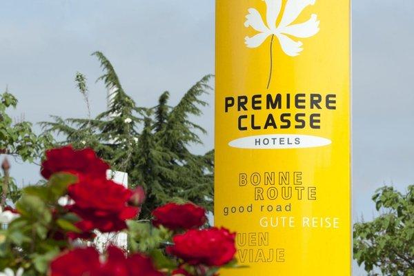 Premiere Classe Rouen Nord - Bois Guillaume - фото 19