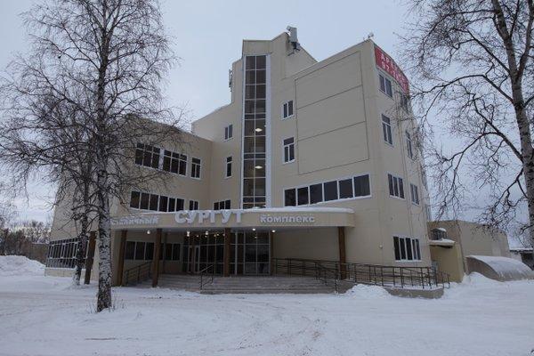 Гостиничный комплекс Сургут - фото 22