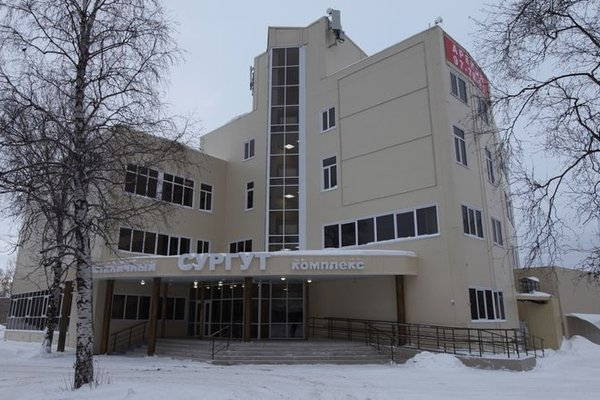 Гостиничный комплекс Сургут - фото 23