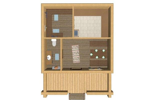 Guest House Isakovo - фото 31