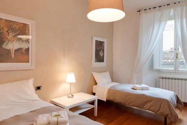Itaco Apartments Firenze - Borgo Pinti - фото 35