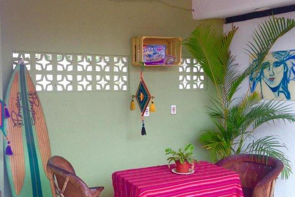 Hostal Manzanillo - фото 10
