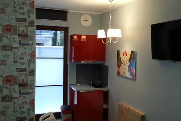Apartment Deluxe Sopocka Rezydencja - фото 13